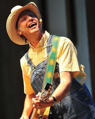 Farmer Jason gewann für seine Kindermusik den Emmy.