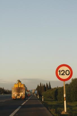 Bislang sind auf Mallorcas Autobahnen maximal 120 km/h erlaubt.