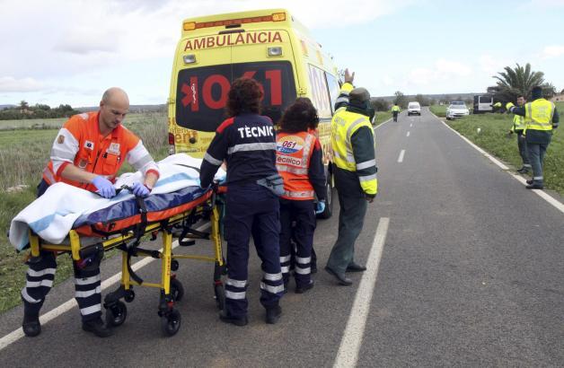 Der Notarzt konnten nichts mehr tun, um das Leben des Radfahrers zu retten.