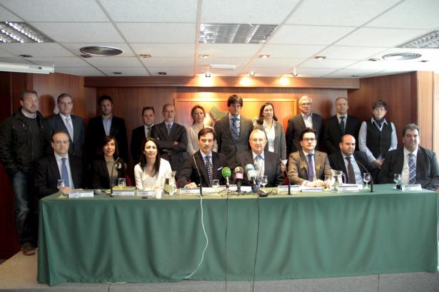 Vertreter der größten Arbeitgeberverbände und Unternehmen auf Mallorca bezogen Stellung  gegen die geplante Verpackungssteuer fü