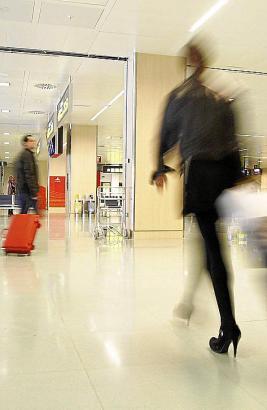Bislang müssen Passagiere auf innerspanischen Flügen einen von der mallorquinischen Gemeinde ausgestellten Residenten-Nachweis