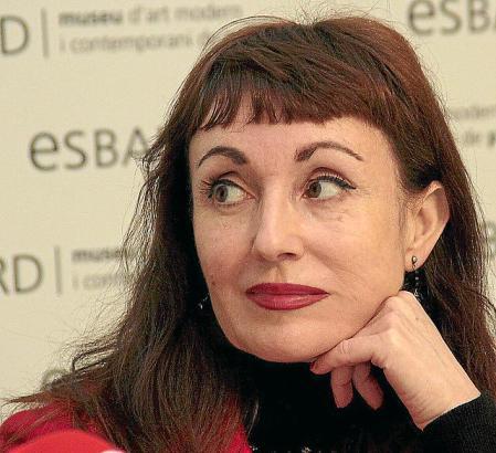 Die baskische Kunsthistorikerin Nekane Aramburu ist neue Leiterin des Museums Es Baluard.