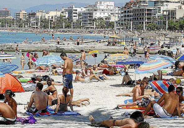 Mallorca steht vor einem tiefgreifenden Wandel: Der Tourismus garantiert nicht mehr den Wohlstand der Inselbevölkerung.