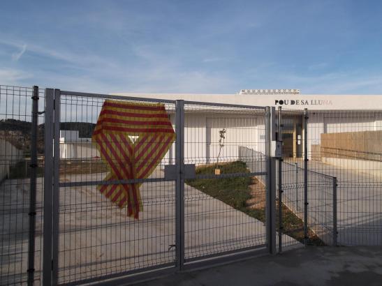 Die Schule Na Caragol in Artà.