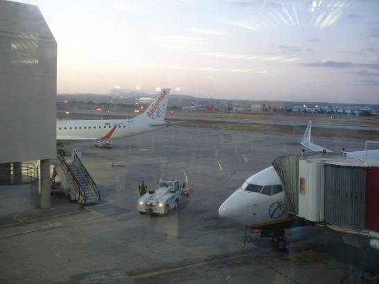 Mallorcas Tor zur Welt: der Flughafen in Palma.