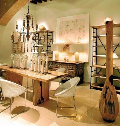 Holger Stewen Interior Design setzt mit außergewöhnlichen Stücken Akzente.