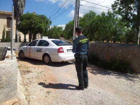 Die Polizei nahm die Ermittlungen auf.