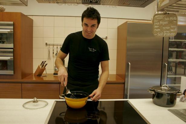 Mallorquinische Küche für Anspruchsvolle, so das Erfolgsrezept von Santi Taura.