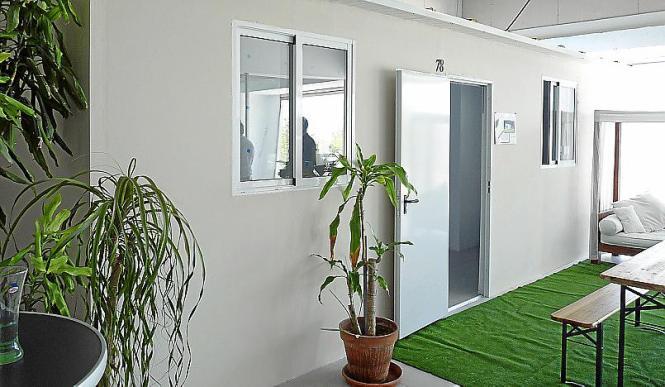 Ein Zimmer, Küche, Bad: Die Billigwohnungen sind mit dem Nötigsten ausgestattet, um ein menschenwürdiges Leben führen zu können.