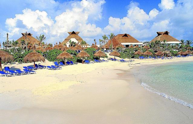 "Hauptpreis in der Tombola ist Urlaub im ""Gran Bahia Principe Riviera Maya Resort"" in Mexiko."