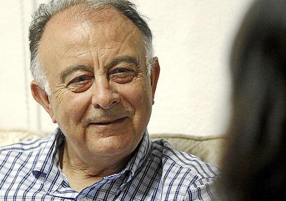 Bartomeu Catalá ist Präsident der Antidrogeninitiative Projecte Home.