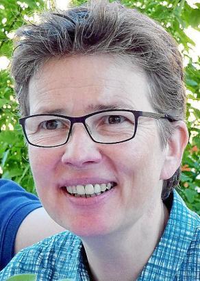 """Christiane Döntgen macht regelmäßig Urlaub in Sóller - vor allem auch zur Fiesta """"Moros i Cristians""""."""