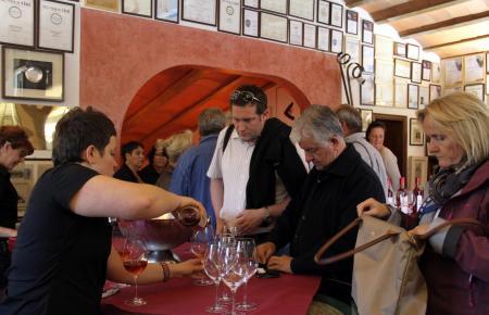 """""""Yocanto"""" beim ausverkauften MM-Frühlings-Event mit Macià Batle, 16. Mai 2013"""