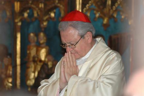 Bischof Javier Salines will die 24/365-Kapelle am 2. Juni einweihen.