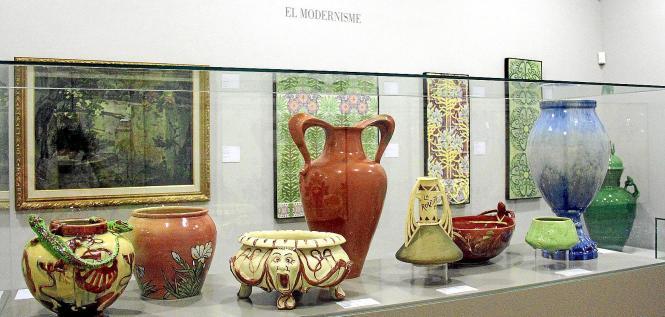 Der Platz reicht nur für einen Teil der 3000 Ausstellungsstücke.