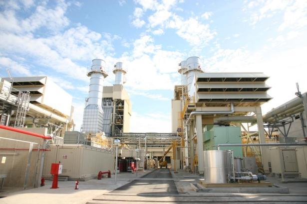 Das Kraftwerk Cas Tresorer in Palma wird mit Erdgas betrieben. Von hier aus soll die geplante Leitung bis nach Felanitx verlänge