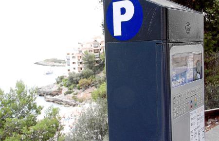 In Illetes kommen Mallorca-Touristen nicht mehr um die Parkgebühr herum.