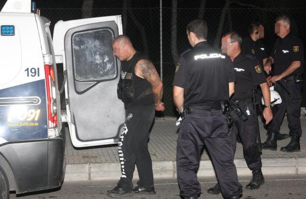 Auch im August 2010 gab es auf Mallorca Verhaftungen im Rocker-Milieu, damals wegen einer Prügelei zwischen Hells Angels und Gre