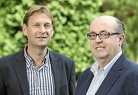 Das Führungsduo auf Mallorca besteht aus Markus Moschner und Ignacio Rabena.
