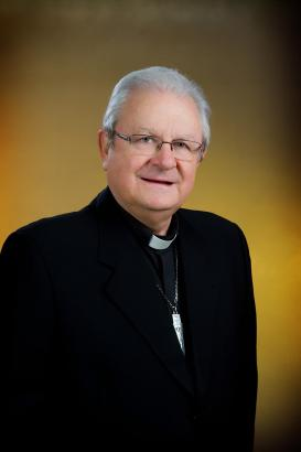 Bekundete seine Verbundenheit mit den Opfern des Zugunglücks: Javier Salinas, der Bischof von Mallorca.