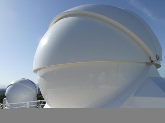 Die Sternwarte befindet sich in Costitx.