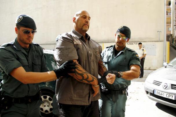 Hanebuth muss laut Medienberichten mit 23 Jahren Haft rechnen.