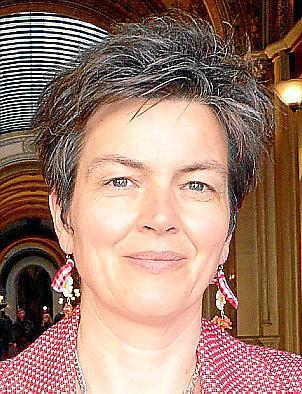 Kämpft gegen Willkür: Schriftstellerin Angelika Stucke.