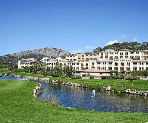 In der Außenwirkung bildeten das Dorint-Hotel und Golf de Andratx immer schon eine Einheit.
