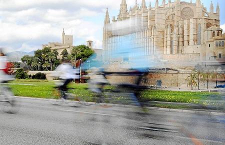 Palma wird allmählich fahrradfreundlicher.