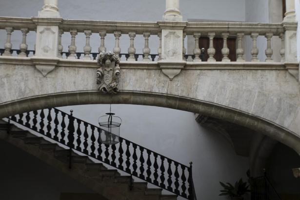 Can Olesa befindet sich in der Calle Morey in Palmas Altstadt.