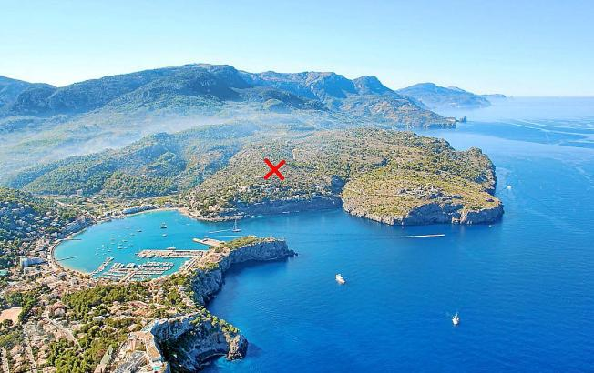 Der Immobilienunternehmer hatte das 46.000 Quadratmeter große Grundstück bei Port de Sóller als Bauland gekauft.