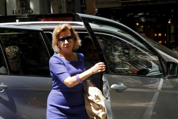 Muss fünfeinhalb Jahre hinter Gitter: Maria Antònia Munar.