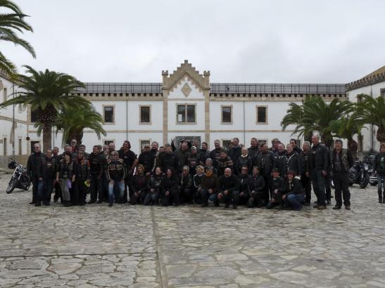 Einer der Ausflüge führte zu Schuhmuseum nach Inca.