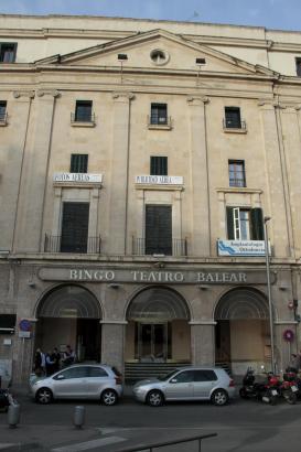 Das Kasino-Projekt im Bingo-Theater in Palmas Innenstadt erhielt von der Vergabekommission die höchste Punktzahl.