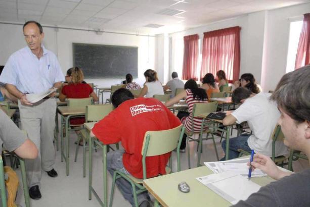 Schlechte Noten für die Schulbildung auf Mallorca.