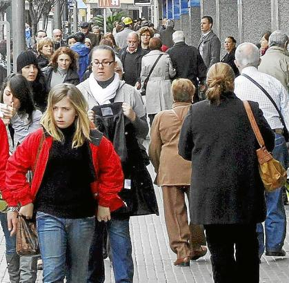 """Spanien hat im ersten Halbjahr 120.000 Einwohner """"verloren"""", während die Balearen noch ein leichtes Wachstum verzeichnen."""