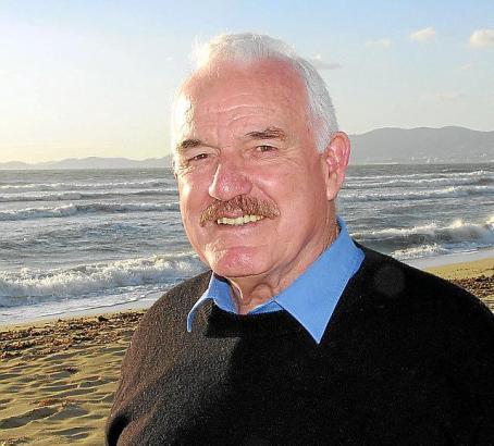 Helmut Kalenborn hat schon früher auf Mallorca gelebt und ist seit 2010 wieder fest auf der Insel ansässig.