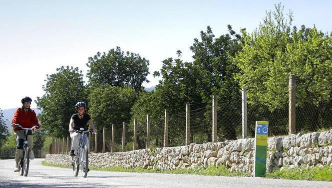 Von Es Calonge nach Cala d'Or soll ein Radweg gebaut werden.