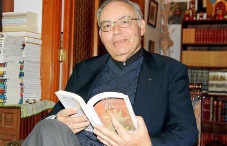 """Seit 48 Jahren ist er im Sommer der """"Mallorca-Pfarrer"""" in Alemania: Joan Bestard Comas."""