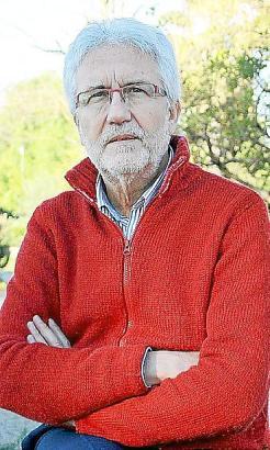 Prof. Dr. Sergio Alonso leitet die meteorologische Abteilung der Physik-Fakultät an der Balearen-Universität.