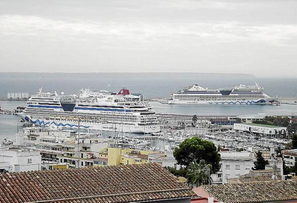 Palma wird auch im Winter angelaufen - ein Beitrag zur Linderung der traditionellen Saisonabhängigkeit.