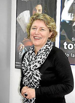 Für die Frauenbeauftragte in Palma, Isabel Llinàs, hat die Diskussion gerade erst begonnen.
