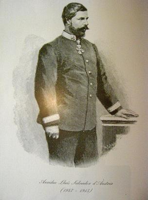 Eine der schillerndsten Persönlichkeiten seiner Zeit: Ludwig Salvator starb am 12. Oktober 1915.