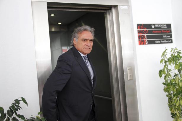 Präsident ohne weitere Befugnis: Gabriel Cerdà.