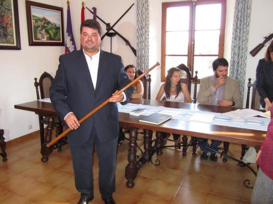Jaume Crespí tritt nach 11 Jahren als Bürgermeister von Deià zurück