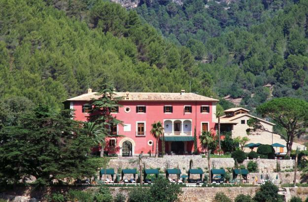 Hotel Son Net in Puigpunyent.