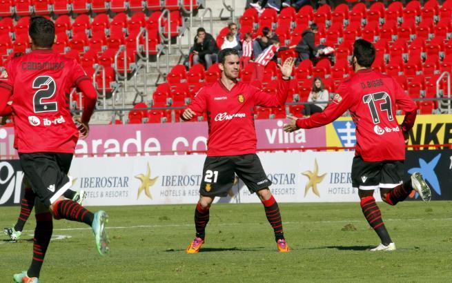 Traf erneut: Alejandro Alfaro erzielte gegen Alcorcón sein achtes Saisontor.