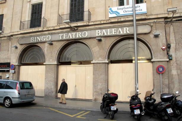Das neue Kasino soll den Initiatoren zufolge im ehemaligen Bingo-Palast in Palma entstehen.