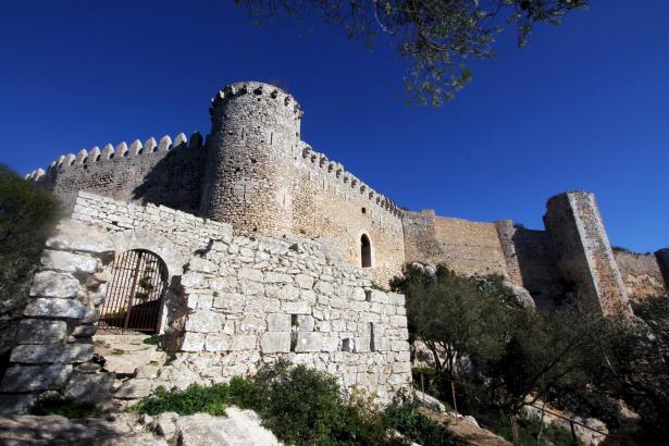 """Das """"Castell Santueri"""" bei Felanitx ist nach sorgfältiger Renovierung ab dem 23. Februar  wieder geöffnet."""