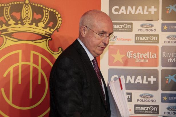 Llorenç Serra Ferrer ist seit Montagabend nicht mehr Sportdirektor von Real Mallorca.